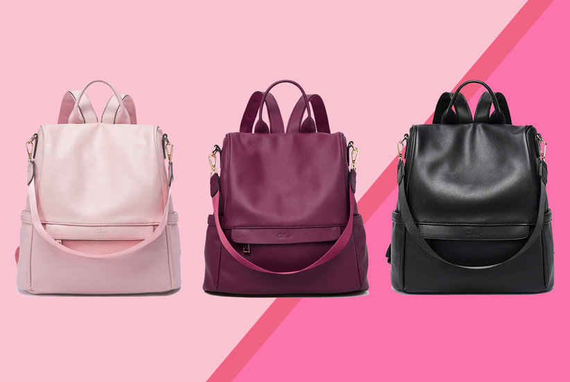 Amazon's Most Clever Purse Is $40 (and Has an Anti-Theft Zipper)