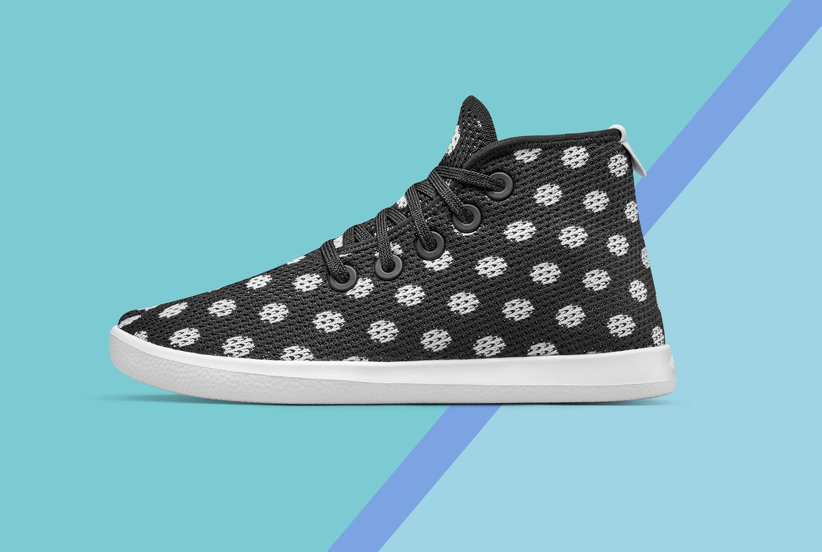 The Ultimate Comfy Sneaker Brand Just Upgraded Its Shoe Collection With Super Chic Patterns for the First Time