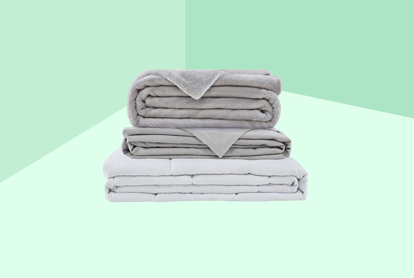 You Can Get an Amazing Deal on This Top-Rated Weighted Blanket—For Only 4 Hours