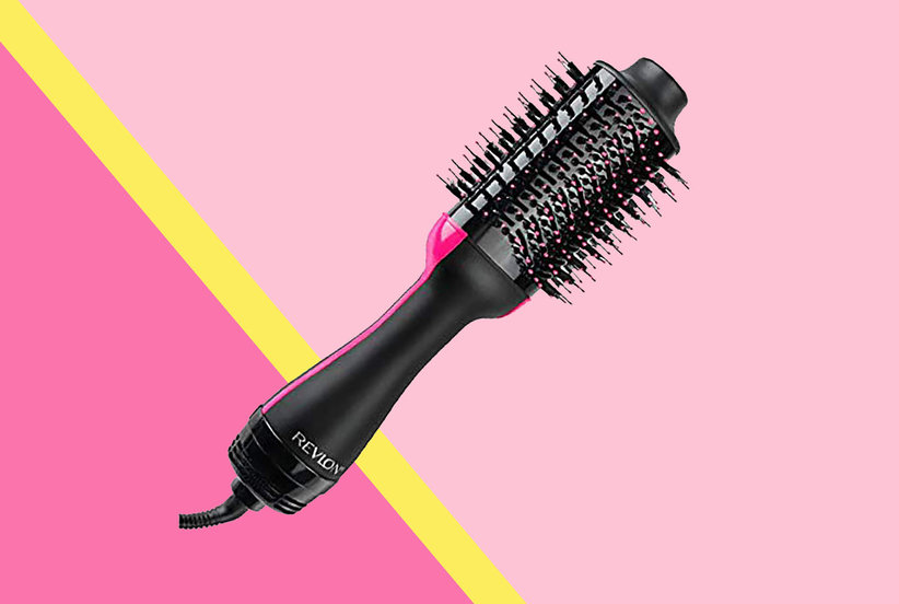 Revlon's Genius One-Step Hair Dryer Brush Is One of Prime Day's Best Beauty Deals