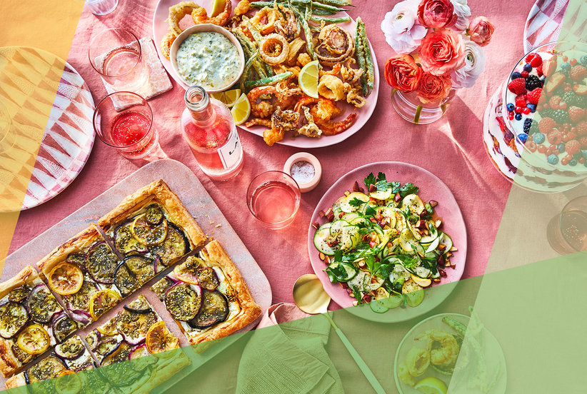 3 Time-Saving Summer Dinner Menus Perfect for Entertaining