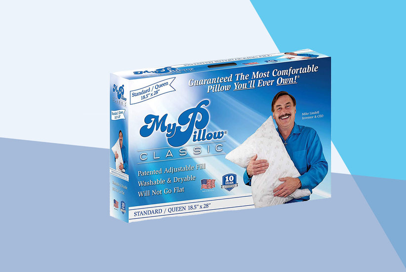 "The ""Most Comfortable Pillow You'll Ever Own"" Comes in Four Firmness Levels for Every Type of Sleeper"