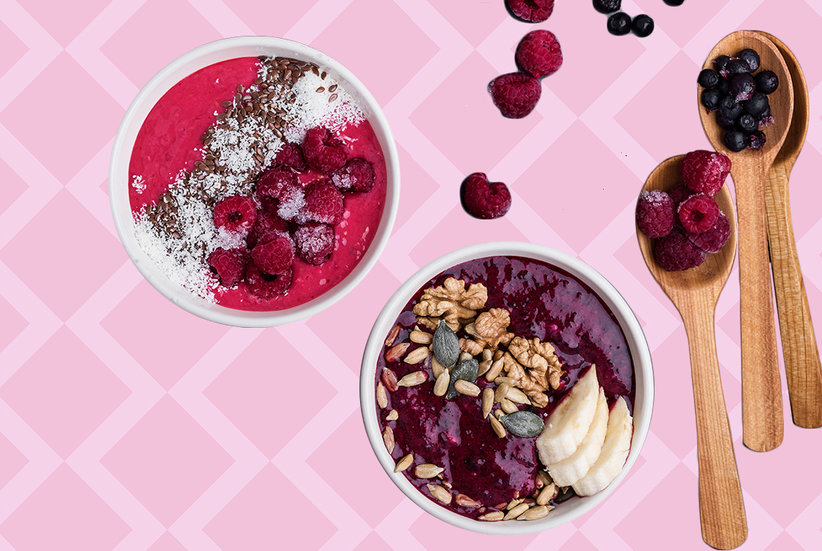6 Simple Steps for Building the Best-Ever Smoothie Bowl