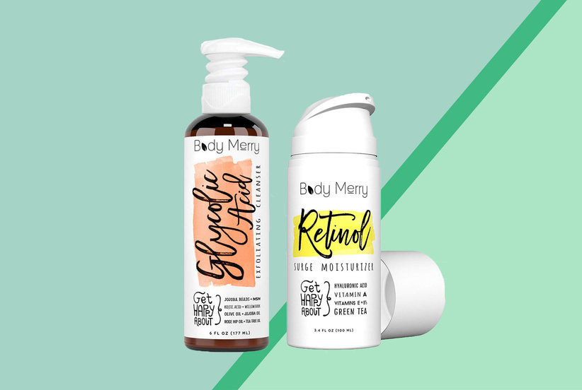 This Anti-Aging Skincare Line Has More Than 12,000 Positive Reviews on Amazon—Here's Why