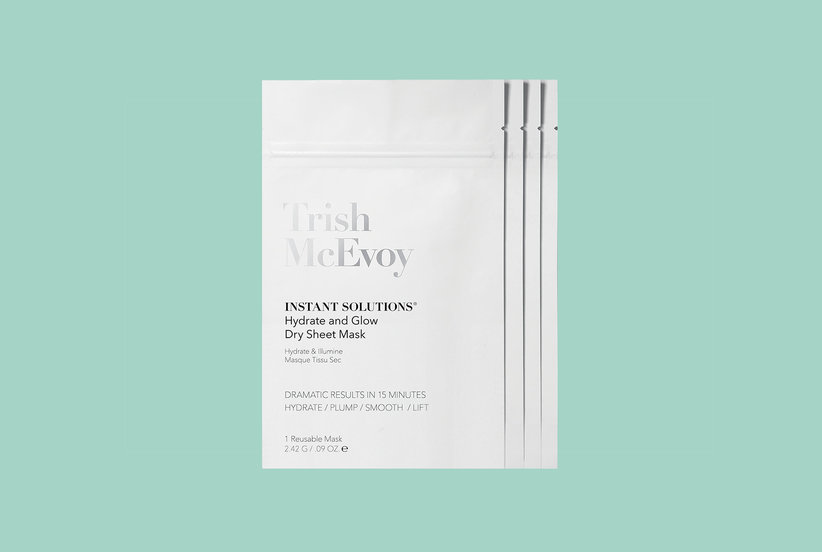 My Skin Glowed for Days After Using This Dry Sheet Mask