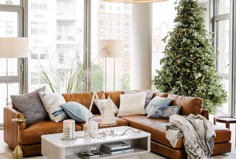 7 Decorating Ideas to Try From the West Elm Holiday House 2019