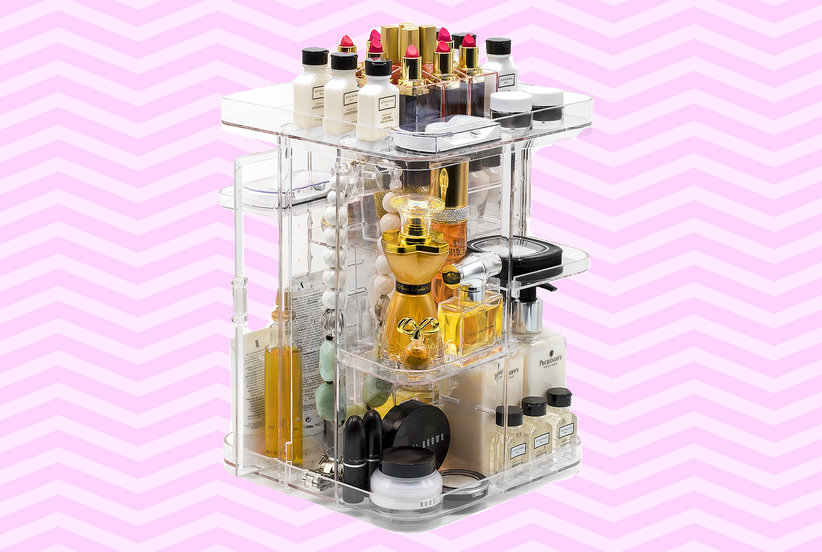 This Sold-Out Makeup Organizer Isn't Just Back, It's on Sale