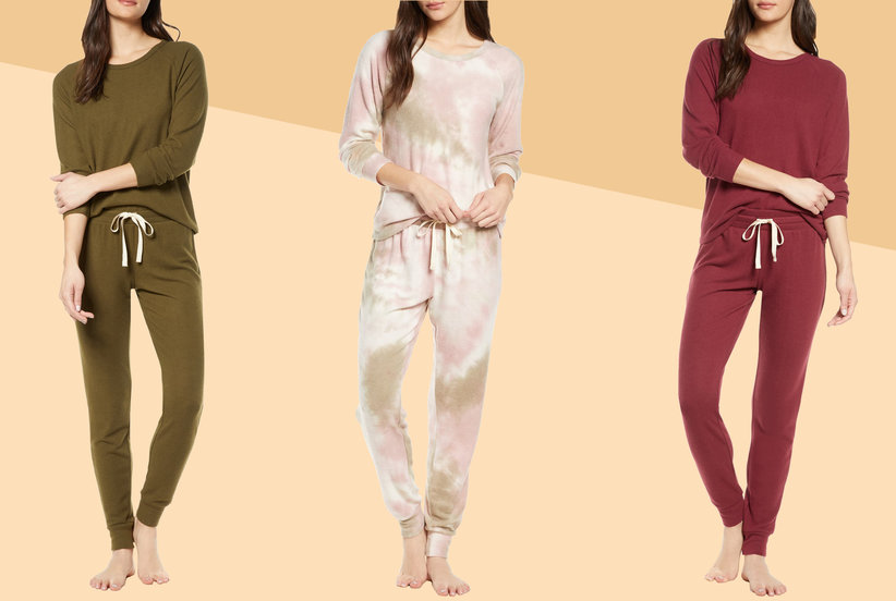 These Cozy Pajamas Are 33% Off at Nordstrom (and They Come in So Many Fun Colors)