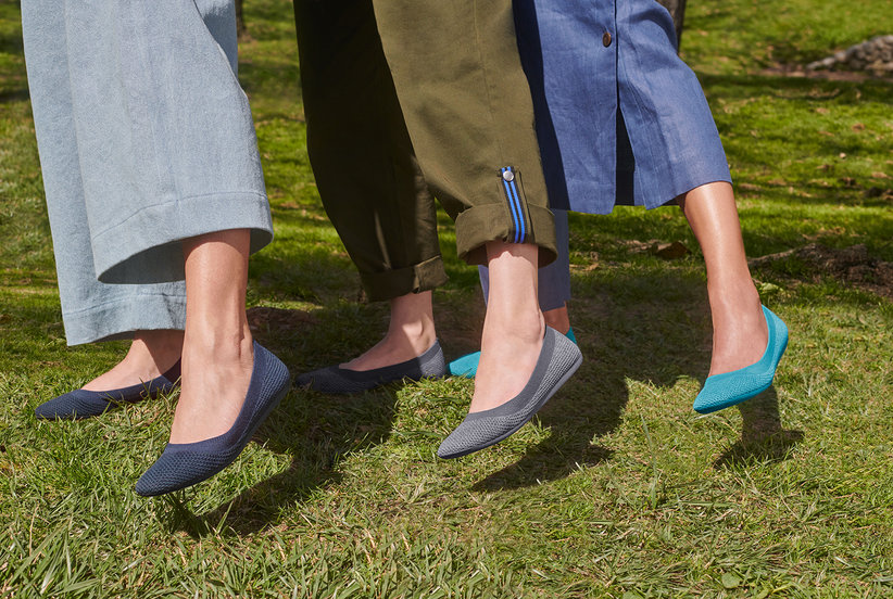 These Flats Feel Like You're Walking on Clouds, and I'm Buying Them for Everyone I Know