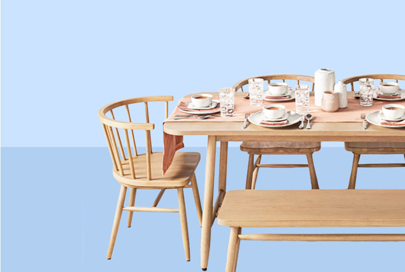 Joanna and Chip Gaines' New Furniture Line for Target Is Almost Here, and We've Got a Sneak Peek