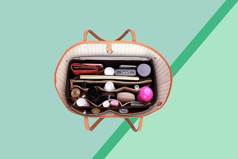 Thousands of Shoppers Say This Purse Insert Is the Key to Keeping an Organized Bag