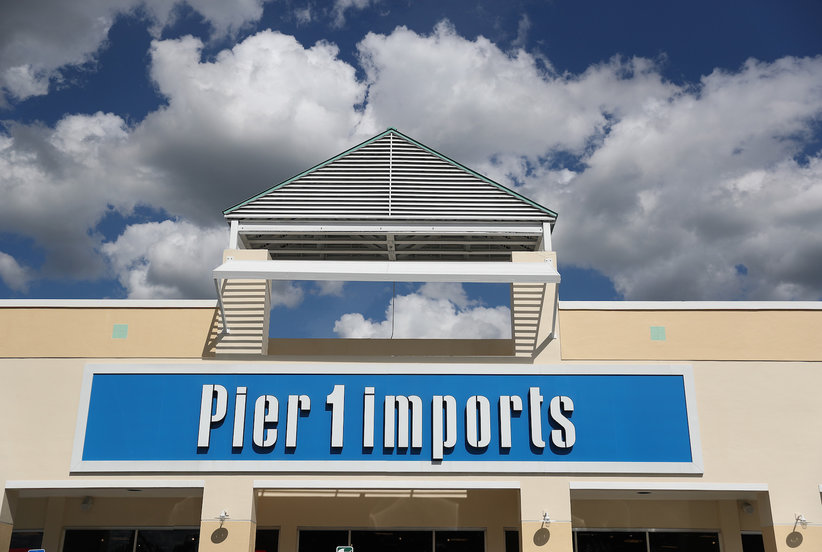 Sad News, Pier 1 Shoppers: The Retailer Will Be Closing Up to 450 Stores