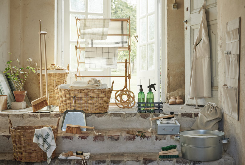 IKEA Is Launching a New Collection of Cleaning Products—and We Want It All