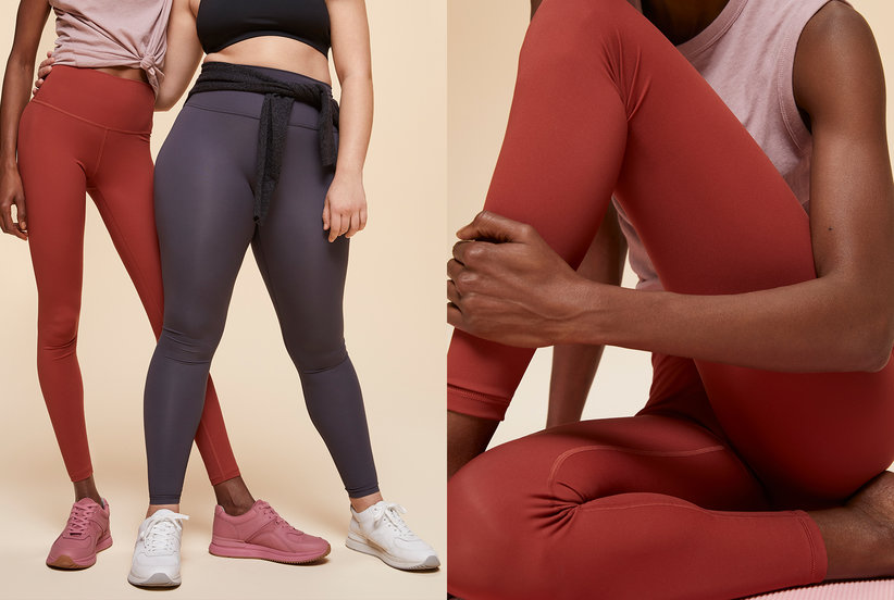 Everlane Is Selling Leggings for the First Time Ever—Shop Them Now Before They Sell Out
