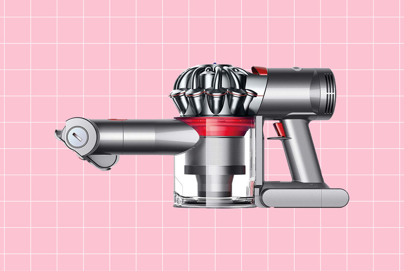 Dyson's Smallest Vacuum Is Just as Powerful as Its Stick Model—and It's on Sale Right Now