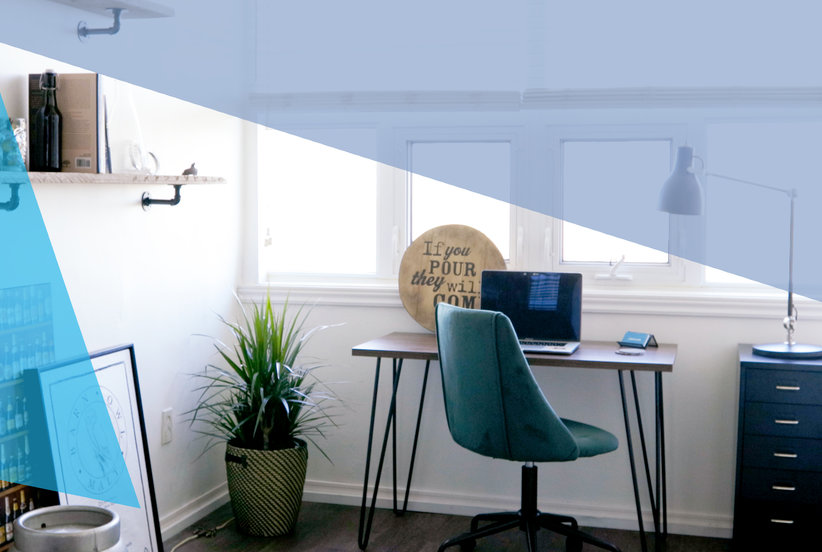 5 Easy Decor Updates That'll Make Your Home Office a More Productive Space