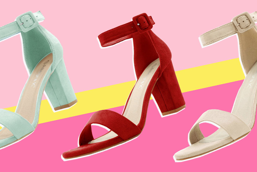 8459975e3 Amazon Shoppers Swear By These Super Comfy Heels That Cost Less Than $35