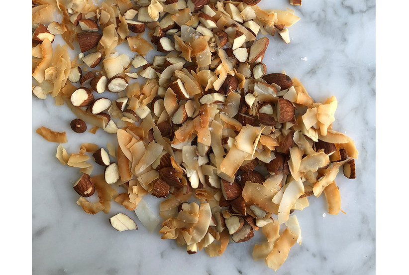 Upgrade Your Oatmeal With This Coconut and Almond Mix