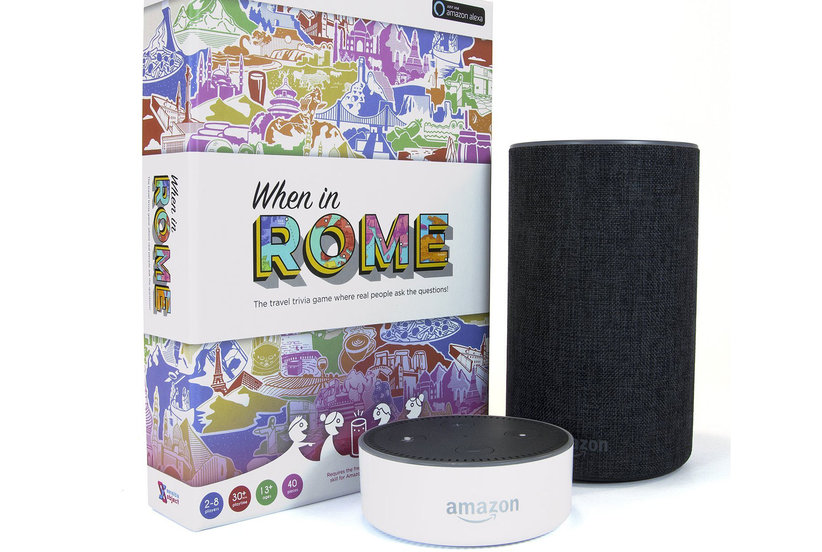 The First Alexa-Powered Board Game Just Launched And It's Only $30