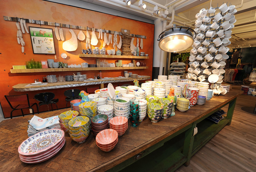 7 Secrets to Shopping Smart at Anthropologie