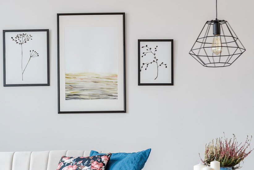 This Stylish Wall Art Actually Purifies the Air in Your Home