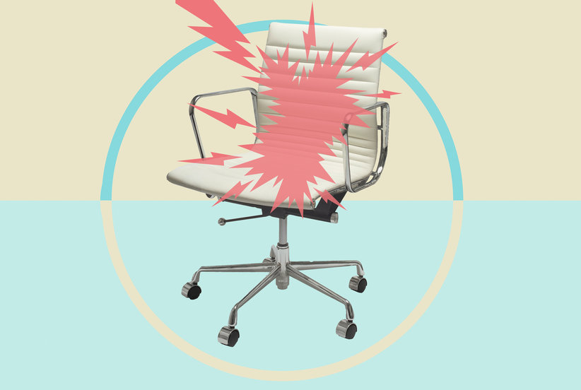 The Unassuming Trick That Helps You Kick Back Pain From Sitting All Day