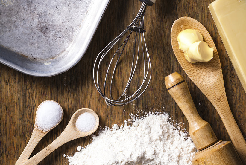 How to organize your baking goodies this holiday