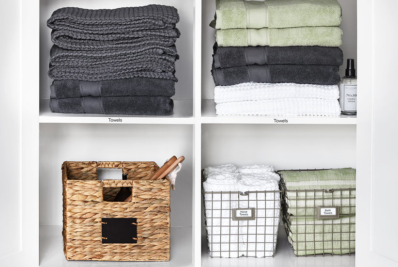 How to Organize Your Linen Closet in 5 Simple Steps