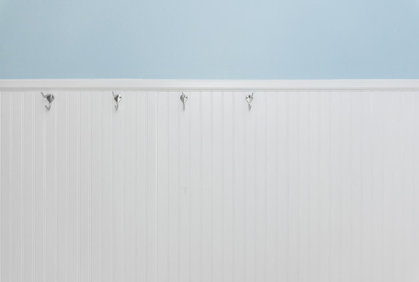 Beadboard Paneling Can Make Your Home Look Cleaner–Especially in High-Traffic Areas