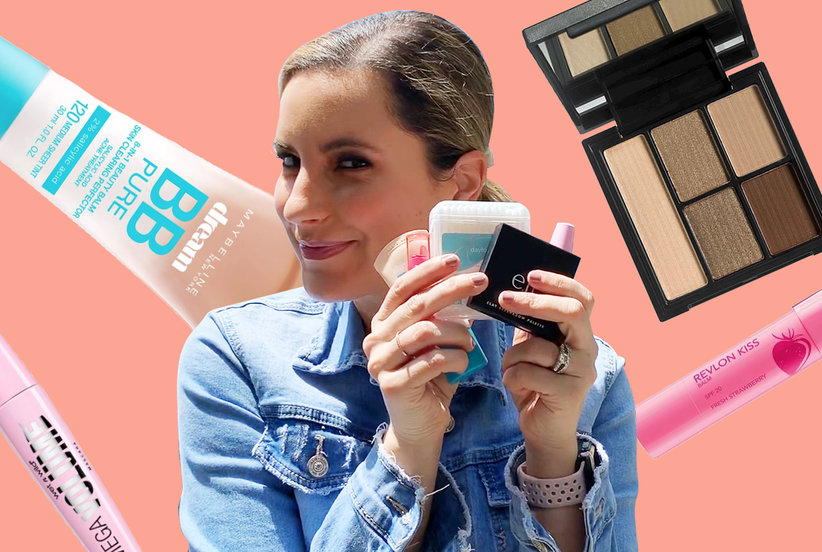 Our Beauty Director Spent $30 at the Drugstore—Here's What She Bought