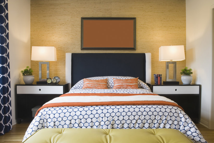 Bedside Tables 8 Ways To Create A Sleep Sanctuary Real