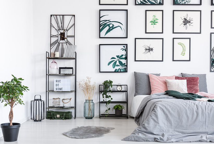 These Blissful Bedroom Color Schemes Will Give You Sweet Dreams
