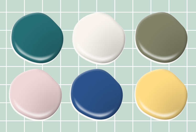 Not Into Crystals? Try These Mood-Boosting Paint Colors Instead