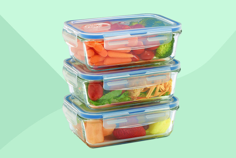 These Are the 9 Best Glass Food Storage Containers, According to Thousands of Reviews