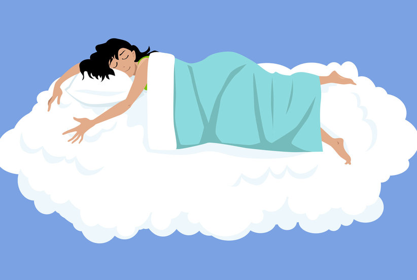 Adjusting Your Sleeping Position Could Be the Secret to a Better Night's Sleep