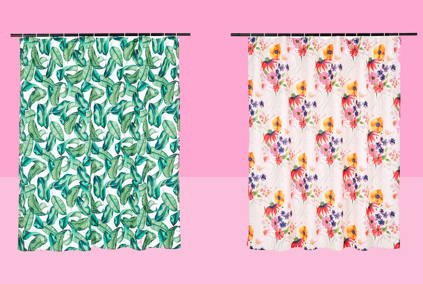 The 11 Best Shower Curtains on Amazon, According to Thousands of Reviews