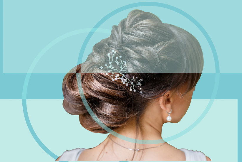 9 Wedding Hairstyles That Look Amazing in Pictures
