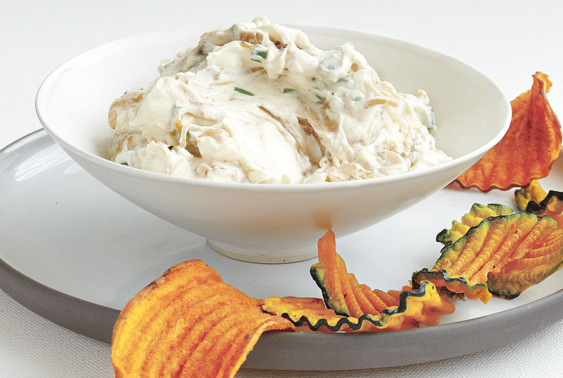 The Epically Good Dip I Serve At Every Super Bowl Party