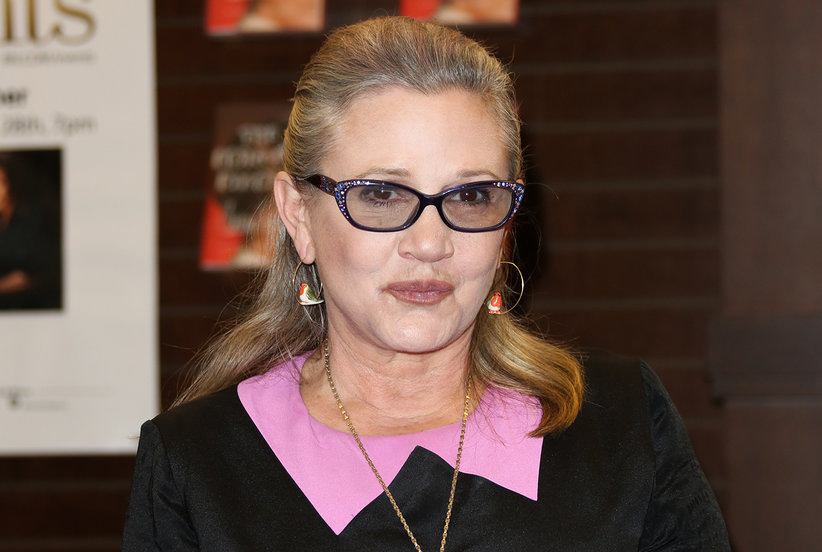 Carrie Fisher Wins Posthumous Grammy for Spoken Word Album