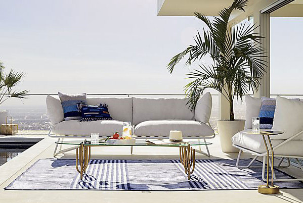 Fred Segal's New Collection Just Launched at CB2, and It Has Us Dreaming of Summer