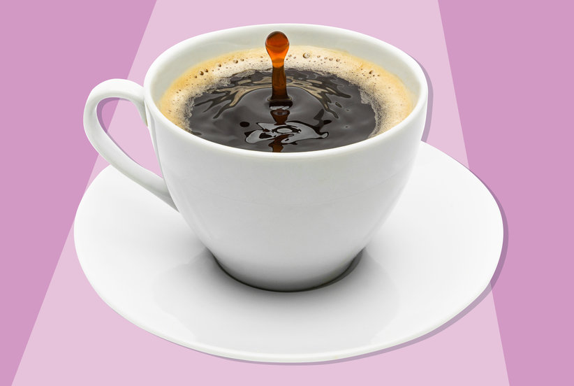 I Tried CBD in My Coffee—and I'm Still Not Sure What I Felt