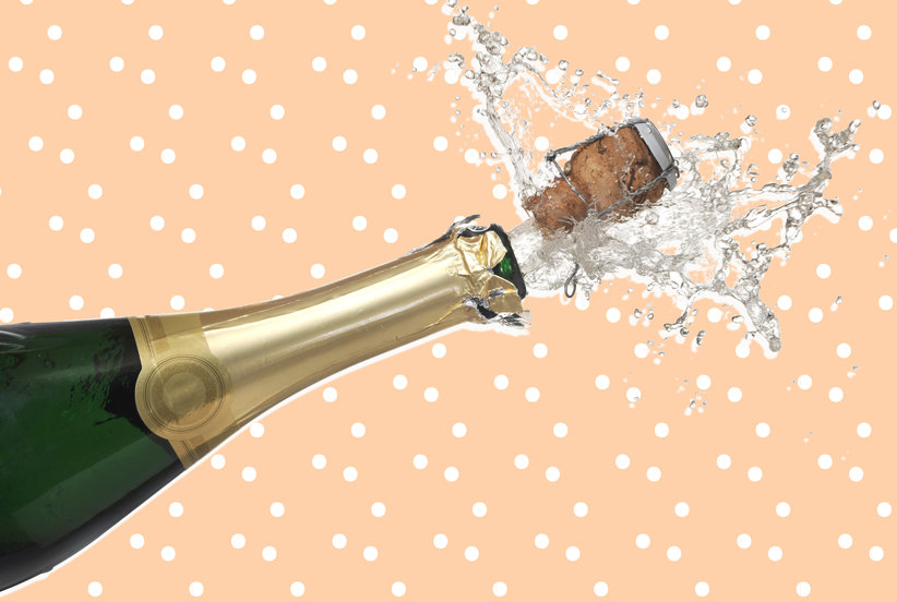 You've Been Serving Champagne All Wrong — Here's How To Do It Right