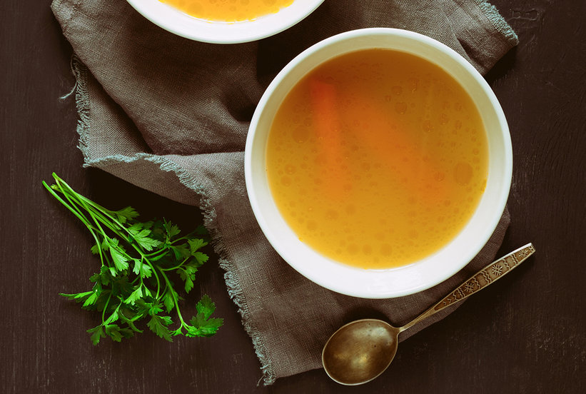 5 Ways to Upgrade a Box of Chicken Broth