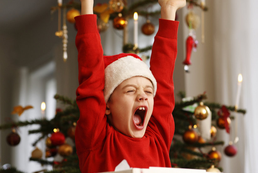 How to Keep Your Kid From Turning Into a Brat Over the Holidays