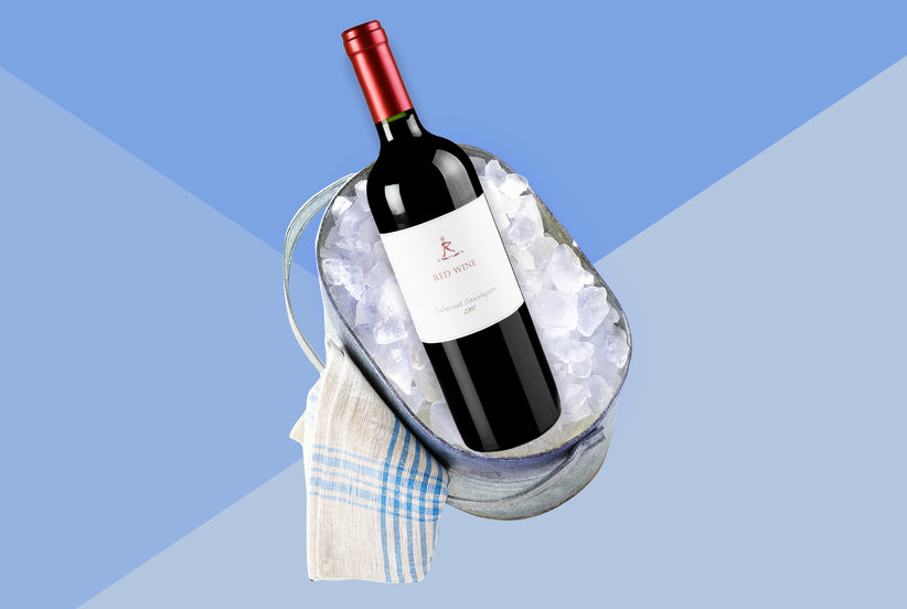 PSA: These Red Wines Are Actually Best Served Chilled, Says a Sommelier
