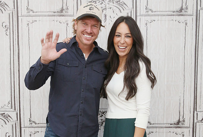 The Most Inexpensive Way to Transform a Space, According to Chip and Joanna Gaines
