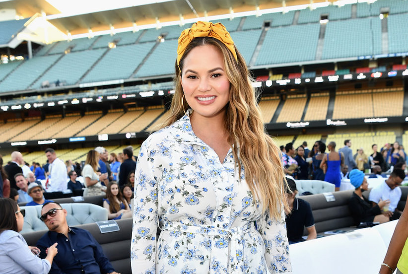 You've Been GettingChrissy Teigen's Name Wrong This Whole Time