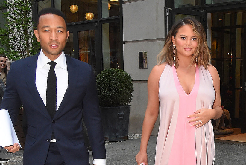 Chrissy Teigen and John LegendGave Their New Son a Surprising and MeaningfulName