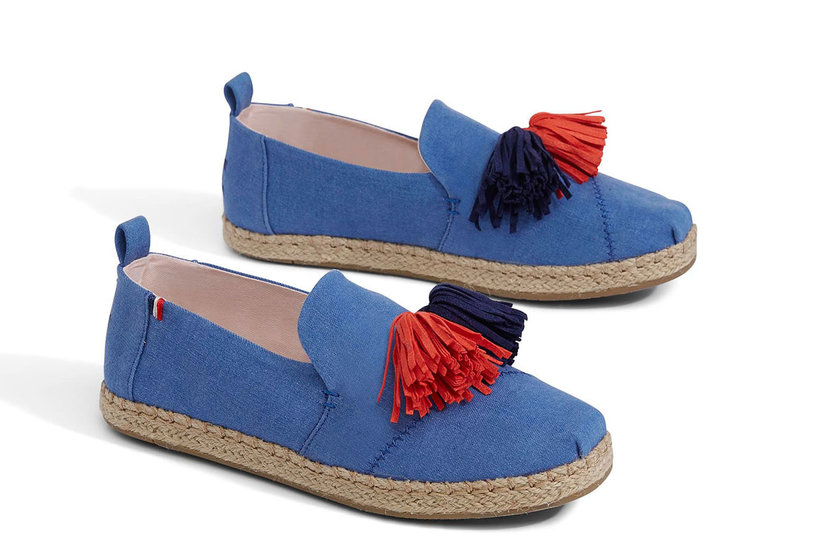 You'll Want to Wear This Latest Collaboration From TOMS All Summer Long