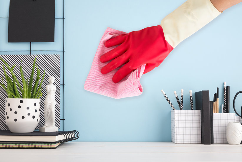 How to Clean Every Type of Wall